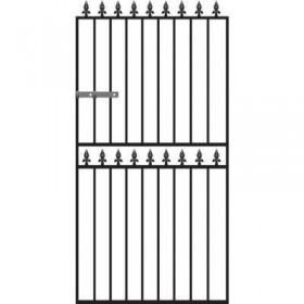 Hampton 6' (1.83m) Wrought Iron Side Gate