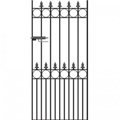 Royal Talisman 6' (1.83m) Wrought Iron Side Gate