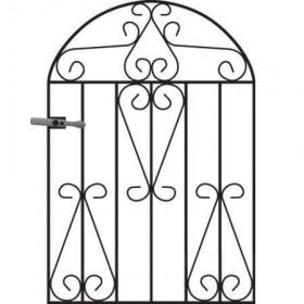 Winchester 4' (1.22m) Wrought Iron Garden Gate